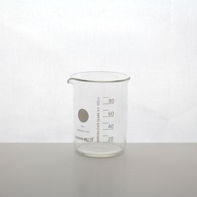 Bägare 100 ml VWR
