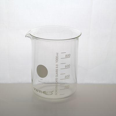 Bägare 1000 ml VWR