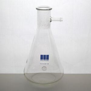 Filterkolv 1000 ml Pyrex