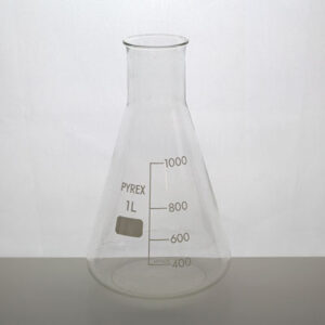 E-kolv 1000 ml Pyrex
