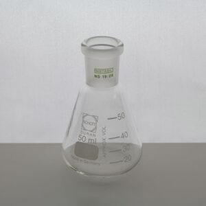 E-kolv 50 ml Schott Duran