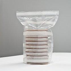 Petriskål med MEA-näring – 20 stycken